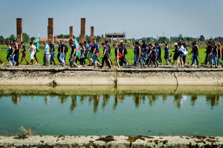 Internationaler Roma Gedenktag – Gedenkfeier in der Gedenkstätte Auschwitz-Birkenau