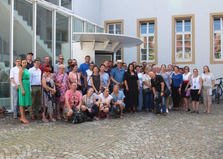 Bericht: Fortbildungsveranstaltung für Auschwitz-Guides vom 24. bis 26. Juni 2019 in Heidelberg