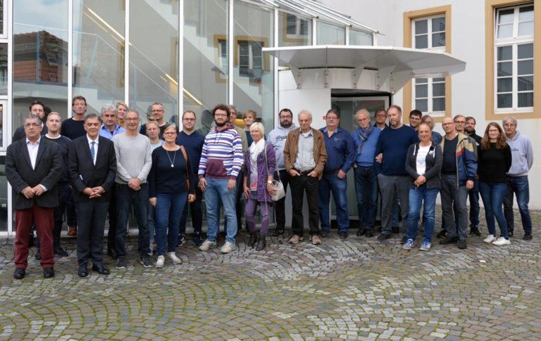"""Fußball-Initiative """"!Nie wieder"""" zu Gast in Heidelberg"""