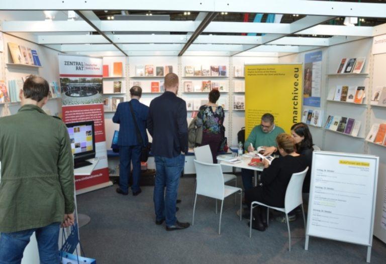Literatur der Sinti und Roma auf der Buchmesse in Frankfurt