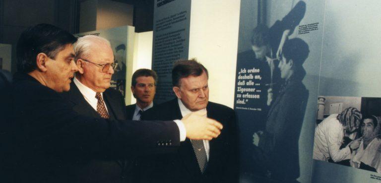Trauer um Ex-Bundespräsident Roman Herzog