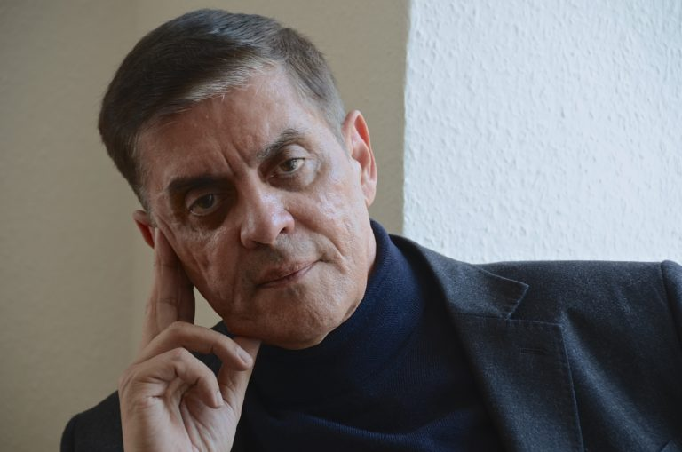 """Interview mit Romani Rose in der RNZ: """"Das Gift, das sind die Verfassungsfeinde"""""""