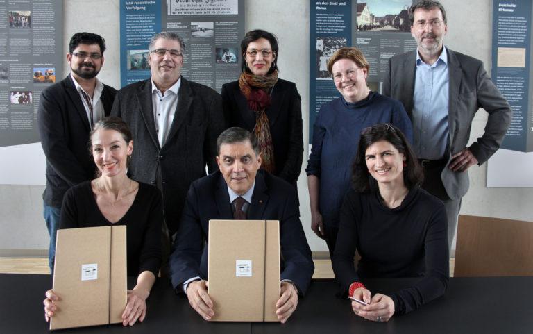 Dokumentations- und Kulturzentrum Deutscher Sinti und Roma übernimmt RomArchive