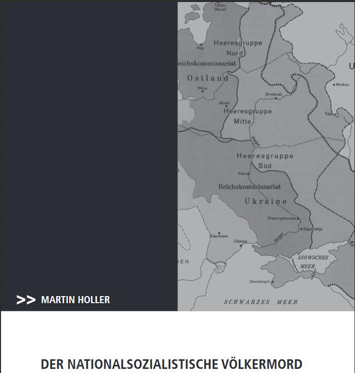 Der nationalsozialistische Völkermord an den Roma in der besetzten Sowjetunion (1941-1944)