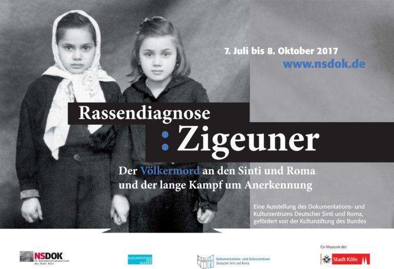 Ausstellungseröffnung im NS-Dokumentationszentrum der Stadt Köln