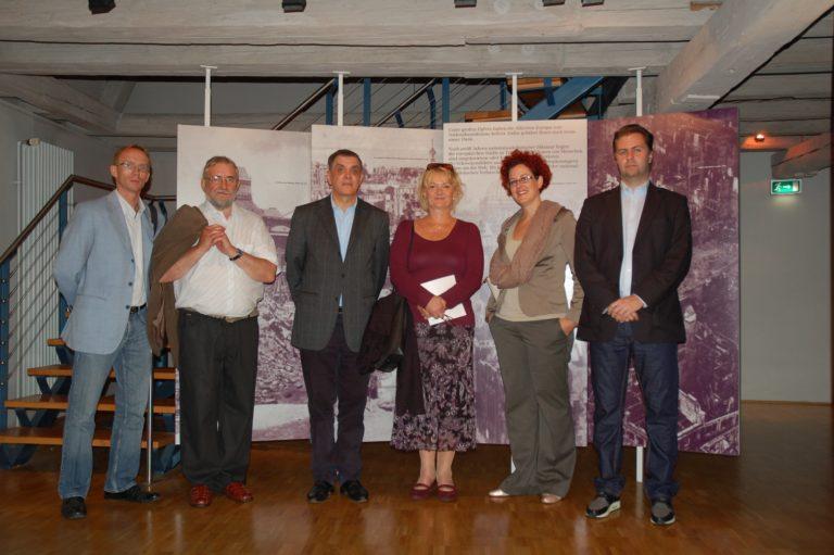 Besuch aus Pécs (Südungarn)