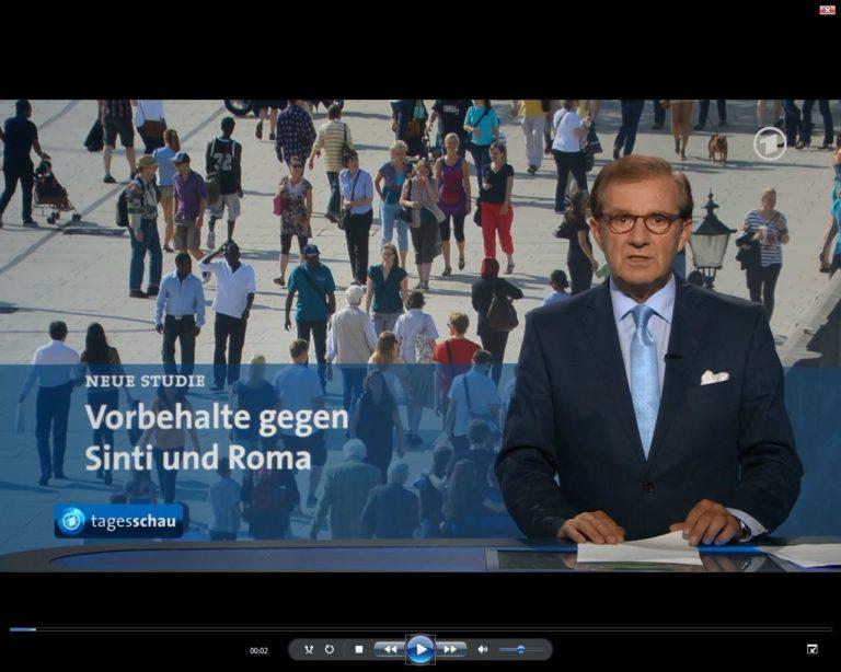 """Studie """"Bevölkerungseinstellungen gegenüber Sinti und Roma"""" in Berlin vorgestellt"""