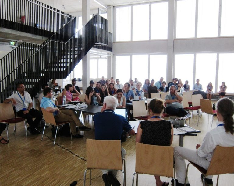 4. Bildungstreffen der Bildungsakademie der Sinti und Roma in Köln