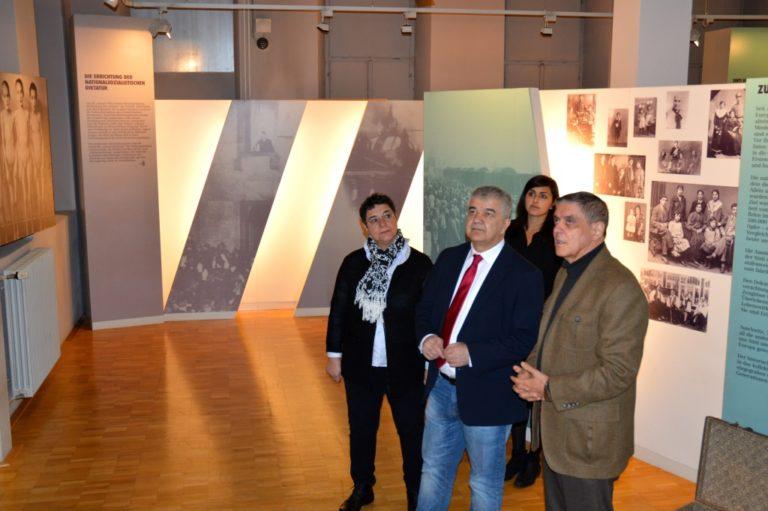 Bundesvorsitzender der Türkischen Gemeinde in Deutschland besucht Zentralrat