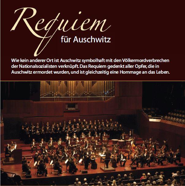 Roma und Sinti Philharmoniker spielen Requiem für Auschwitz in der Berliner Philharmonie