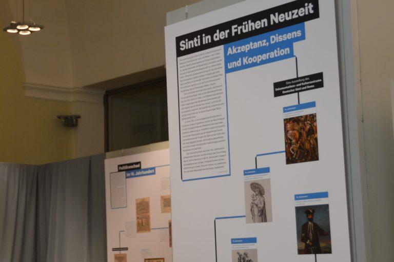 """Ab 9. Juli: Austellung """"Sinti in der Frühen Neuzeit – Akzeptanz, Dissens und Kooperation"""""""