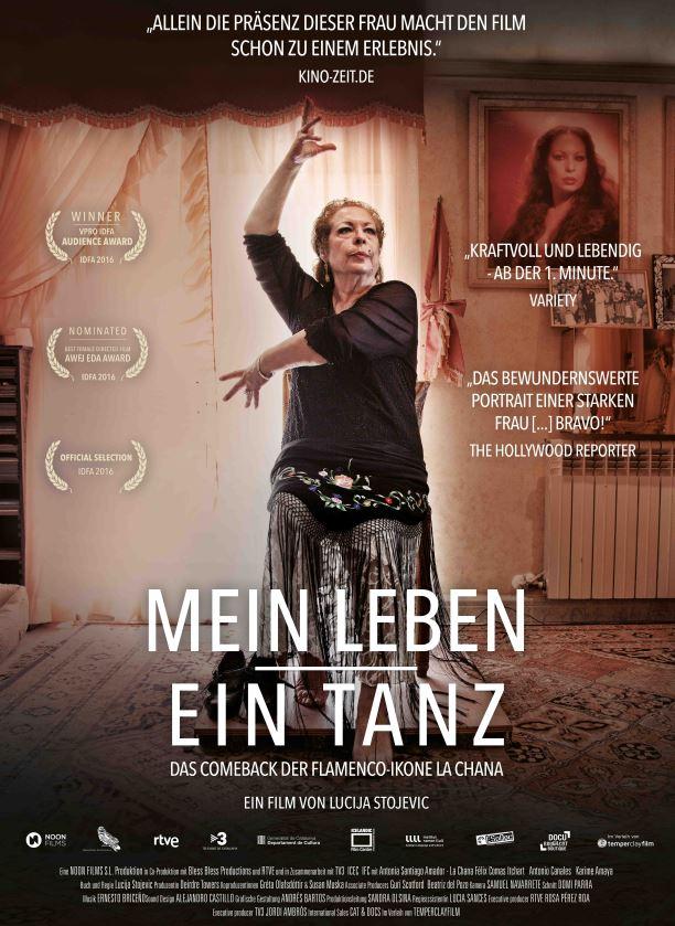 """Filmabend: """"Mein Leben – Ein Tanz"""""""