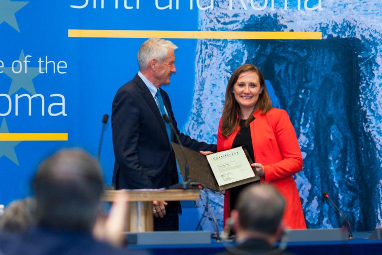 Amnesty International erhält Europäischen Bürgerrechtspreis der Sinti und Roma