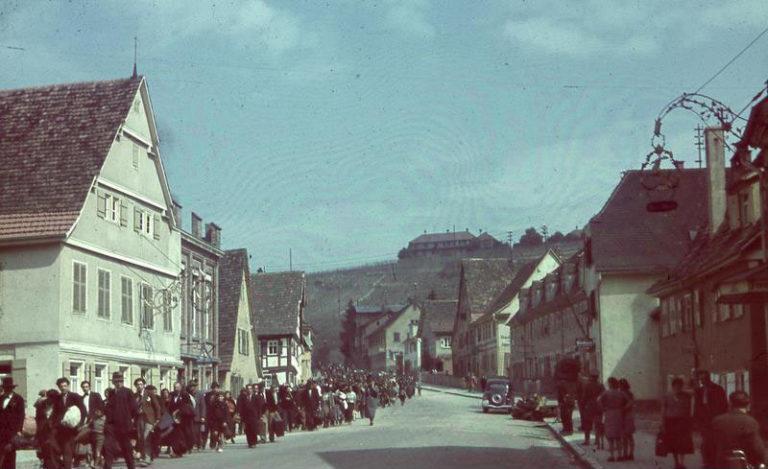 """Gedenken zum 80. Jahrestag der nationalsozialistischen """"Maideportationen"""""""