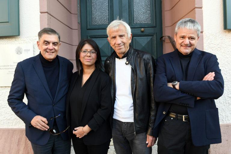 Ausschreibung Romani-Rose-Fellowship