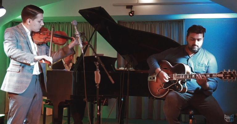 Jazz meets Classic | Summer Concerts mit Sandro Roy und Giovanni Weiss