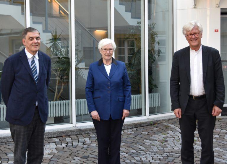 Rat der Evangelischen Kirche in Deutschland (EKD) zum Gespräch mit dem Zentralrat Deutscher Sinti und Roma in Heidelberg