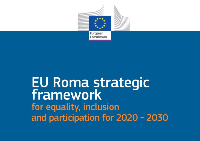 EU Kommission legt neue europäische Strategie zur gleichberechtigten Teilhabe von Sinti und Roma vor