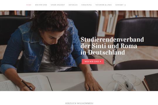 Gründung des Studierendenverbands der Sinti und Roma in Deutschland