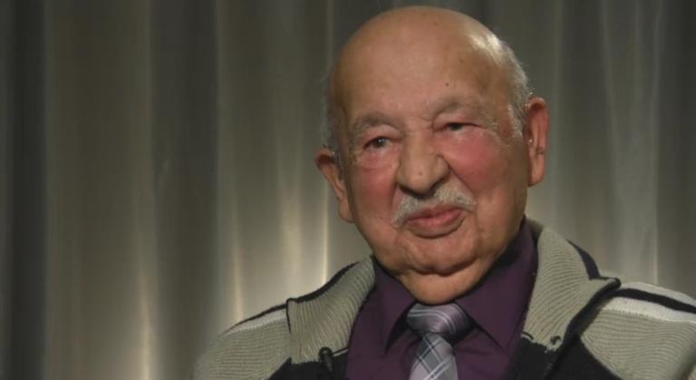 We mourn the passing of Auschwitz survivor Hans Seeger