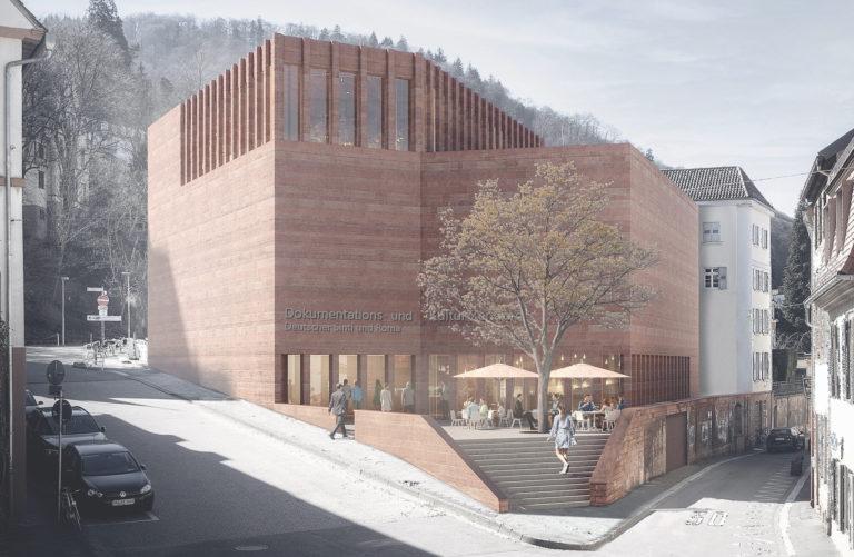 Siegerentwurf für Erweiterung des Dokumentations- und Kulturzentrums Deutscher Sinti und Roma steht fest